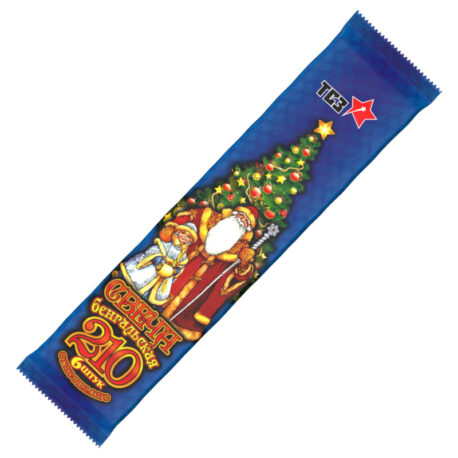 Свечи бенгальские 6 шт в пакете L210 ТСЗ TP156