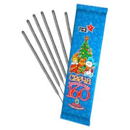 Свечи бенгальские 6 шт в пакете L160
