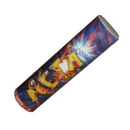 Хлопушка МегаБум 200 мм с многоцветным серпантином