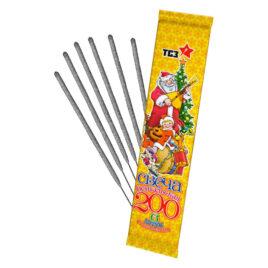 Свечи бенгальские 6 шт в пакете L200